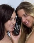 1 to 1 telephone chat with magnificent sexpots who swing both ways